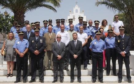 Festividad Cristo VeraCruz de la Policía Local 8-09-17