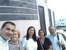 Visita Consultorio Pto. del Carmen 25-11-17