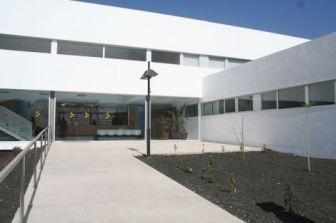 Entrada Principal C.S.Tías