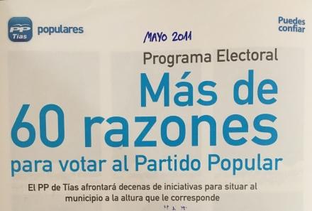 1-Programa electoral 2011