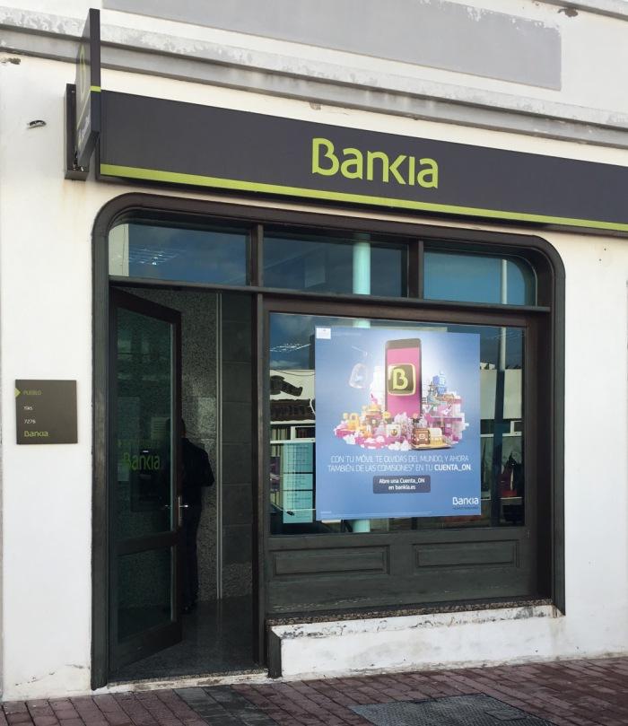 Bankia-cajero